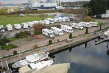 Campings Cars au Port de Plaisance de Colmar