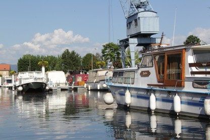 The Colmar Marina ©Pictural