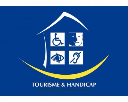 "Label ""©Tourisme & Handicap"""